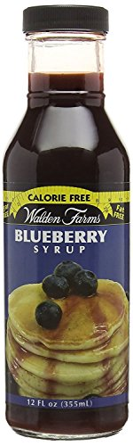 Walden Farms 4441 SYRUP BLUBRY product image