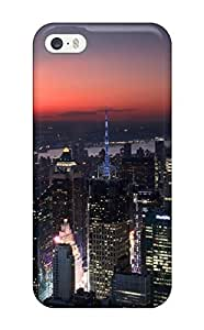Series Skin Case Cover For Iphone 5/5s(sunset Over New Jersey) 9825160K10725452