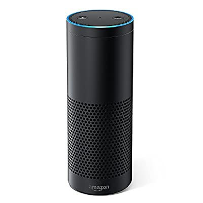 Amazon Echo - Black from Amazon
