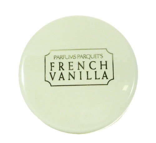 French Vanilla Perfume by Dana for Women. Dusting Powder With Puff 1.75 Oz