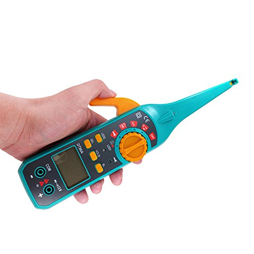 HD Protech DT86A Multifunction LCD Display Automotive Vehicle Circuit Tester
