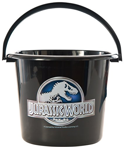 Dinosaur Costumes Women (Rubie's Costume Jurassic World Trick-or-Treat Sand Pail Costume)