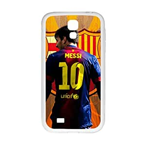 Messi 10 Unicef New Style High Quality Comstom Protective case cover For Samsung Galaxy S4