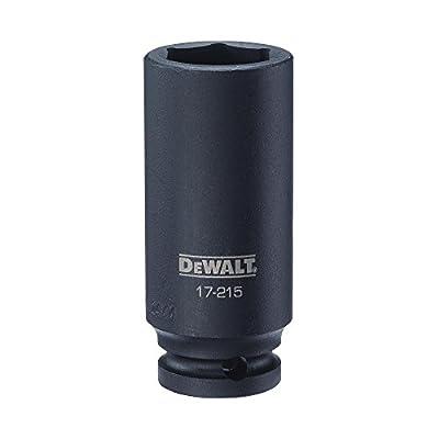 "DEWALT 1/2"" Drive Impact Socket Deep 6PT 24MM from DEWALT"