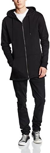 Urban Classics Mens Sweat Parka Jacket / Urban Classics Mens Sweat Parka Jacket