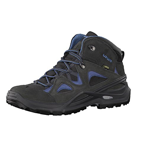 Blau Lowa Anthrazit Bora Ws QC Shoes Ladies GTX 41qw40R