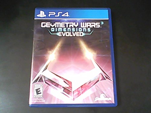 Geometry Wars 3: Dimensions Evolved PlayStation 4 047875771550