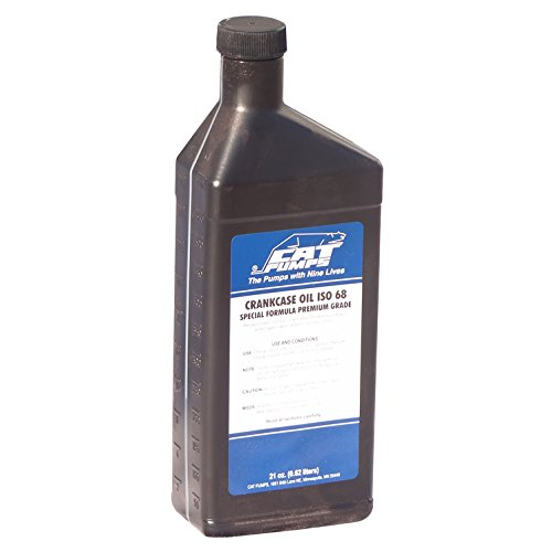 HydroMist F02-06-001 Pump Oil, 21 oz. Bottle, ()