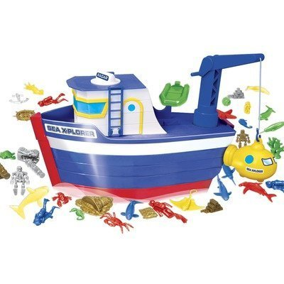 Tier Toys Stackers Sea X'Plorer by Tier Toys (Stacker Tier)