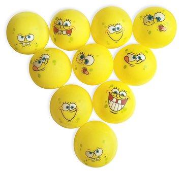 12 Ct Invitation Kit (Spongebob Squarepants Party Balls 12 Pack)