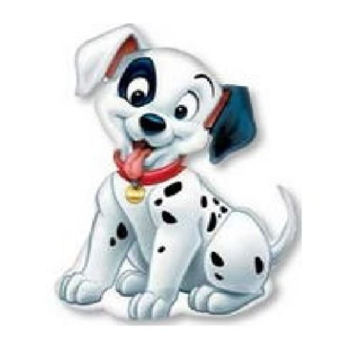 LoonBalloon DOG 101 Dalmations Dalmatians Spots Puppy Disney 42