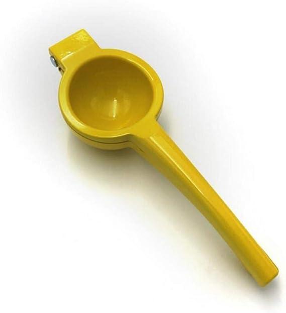 Compra Zalamero Jugo de Limón Naranja Exprimidor Exprimidor de aluminio manija rápida Prensa multifuncional herramienta herramienta de la cocina jugos esencial herramienta de la cocina Exprimidor (Color: Ama en Amazon.es