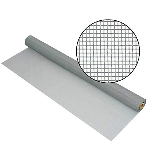 DocaScreen Standard Window Screen Roll - 48