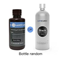 ANYCUBIC LCD UV 405nm Rapid Resin for 3D Printer-500ml/500g-Bottle Random from Anycubic