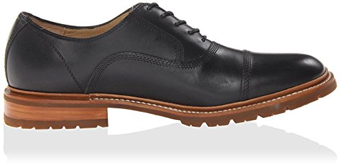 Frye Mens James Bal Lug Oxford Nero