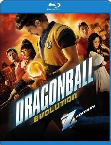 Dragonball Evolution (Z-Edition/ Blu-ray/ Rental Ready)