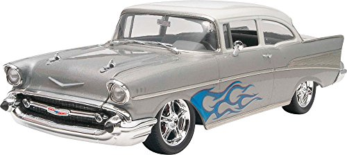 Revell '57 Chevy Bel Air 2N1 1:25 Scale (Bel 57 Car Air Classic)