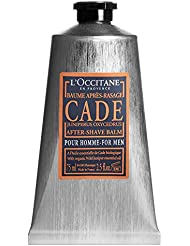 L'Occitane Soothing Cade After Shave Balm for Men with...