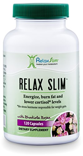 RelaxSlim Adaptogens Supplement Formulated Specialist product image