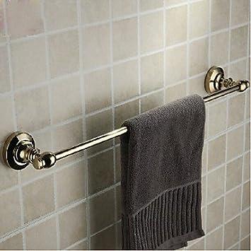 Messing Pi-tvd Finish Single Badezimmer Handtuch Bar: Amazon.de ... Single Badezimmer