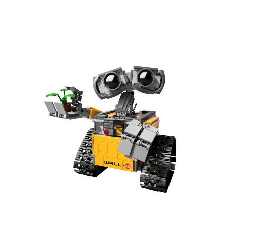LEGO Ideas WALL E 21303 Building Kit by LEGO (Image #3)
