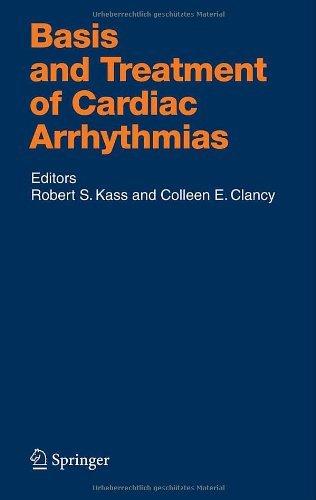 Download Basis and Treatment of Cardiac Arrhythmias: 171 (Handbook of Experimental Pharmacology) Pdf