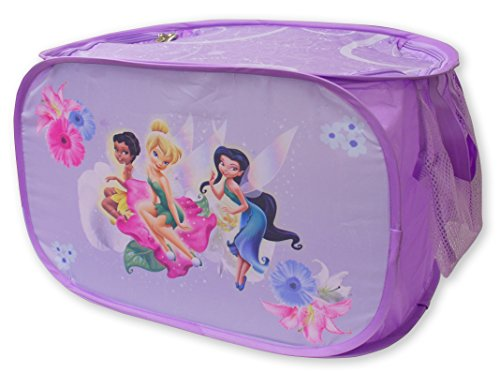 Up Pop Chest Storage (Disney WK313433 Fairies and Tinkerbell Collapsible Chest Toy)