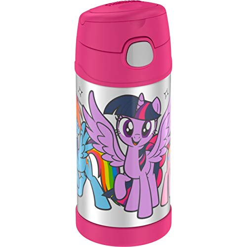 - Thermos Funtainer 12 Ounce Bottle, My Little Pony