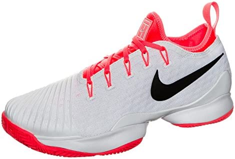 quality design 49362 d6d58 Nike Air Zoom Ultra React HC Scarpe da Tennis da Donna, Weiß/neonrot