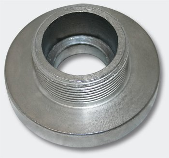 B Storz Kupplung Festkupplung B 75 mm Innengewinde 3 Zoll 75,18 mm Aluminium