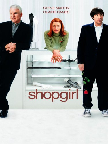 Amazon.com: Shopgirl: Steve Martin, Claire Danes, Jason