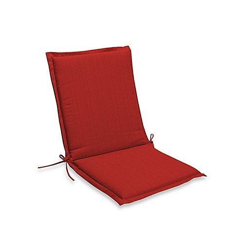 Delicieux Medford Folding Sling Chair Cushion In Cherry