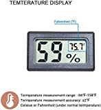 Veanic 4-Pack Mini Digital Electronic Temperature