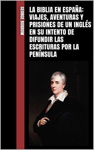 Portada del libro La Biblia en España de George Borrow