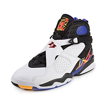 "Air Jordan 8 Retro ""Three Peat"" Men's Basketball Shoe"