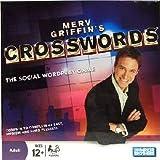 Merv Griffins Crosswords The Social Wordplay Board Game