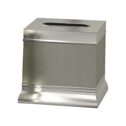 nu steel Lighthouse Matte Shiny Boutique Tissue Box Holder by nu steel