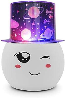 Lámpara de iluminación nocturna digital Ant, proyector de luz de ...