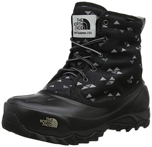 Triangle Grey Neige Femme NORTH Bottes Tsumoru 5ub de Black THE Weave FACE Boot Tnf Noir Foil Print Women's 7x8qaF0