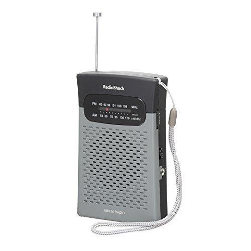 RadioShack Analog AM/FM Pocket ()