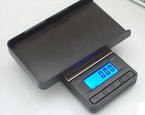 2 in 1 G/&G 200g//0,01g PC Feinwaage Taschenwaage /& Taschenrechner Digitalwaage M/ünzwaage
