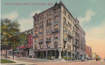 F2689 MI, Grand Rapids Lvinston Hotel -