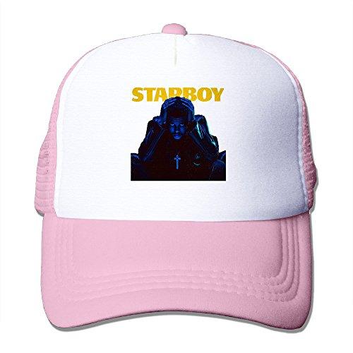 ACMIRAN The Weeknd Soft Trucker Hat One Size (Adult Arcade San Antonio)