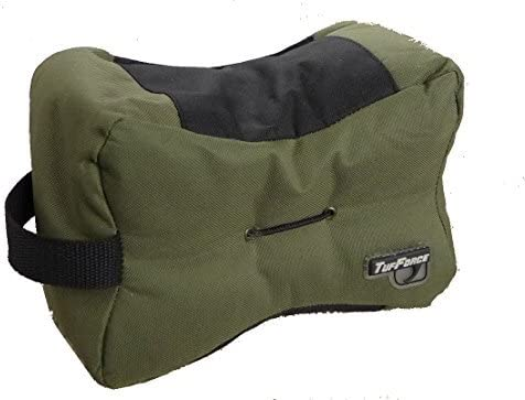 "TufForce Shooting Rest Bag, Brick Size 4"" x 7"" x 9"", for Front or Rear of Rifle or Pistol, TL-SB03F"