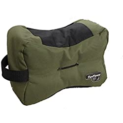 """TufForce Shooting Rest Bag, Brick Size 4"""" x 7"""" x 9"""", for Front or Rear of Rifle or Pistol, TL-SB03F"""