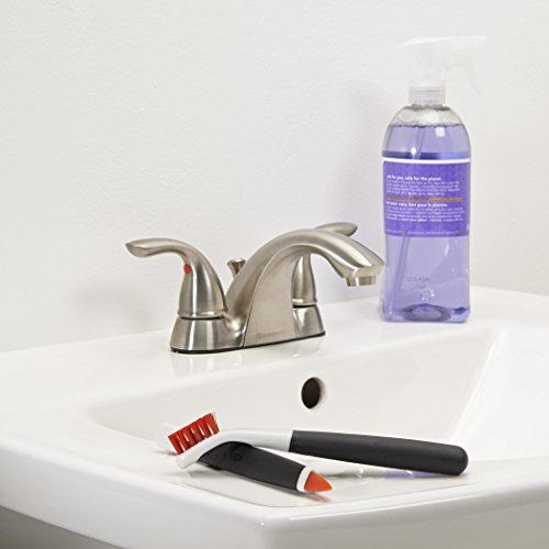 OXO 1285700 Good Grips Deep Clean Brush Set, Orange