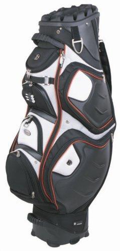 Bennington Golf Quiet Organizer 12 Cart Bag : Mocha
