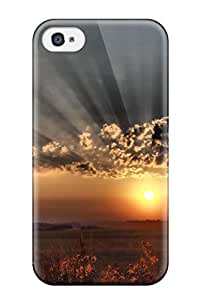 Series Skin Case Cover For Iphone 4/4s(sunbeam)