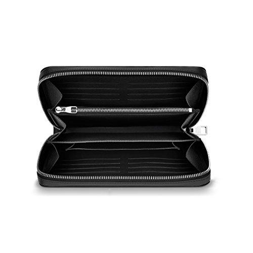 5eabed9b901b Louis Vuitton Damier Canvas Portafoglio Zippy XL Wallet N41503 Made ...