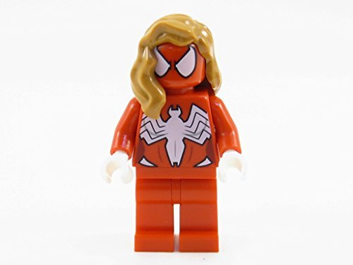 LEGO Marvel Super Heroes Spider Girl Minifigure 76057 Woman by LEGO